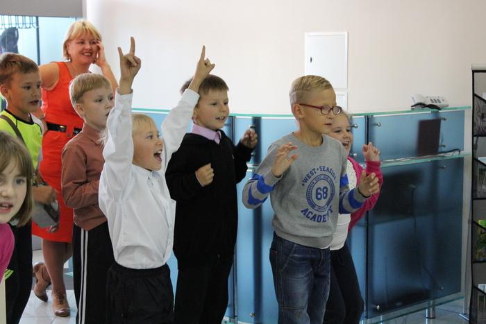 Фото к Пятерка юным жителям города атомщиков за смекалку, внимательность, стремительность!