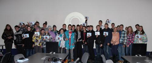 Фото к Победители «Курчатовских чтений-2013» получили в подарок поездку в Мурманск!