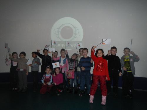 Фото к Осенний детский атомный лагерь в Инфоцентре