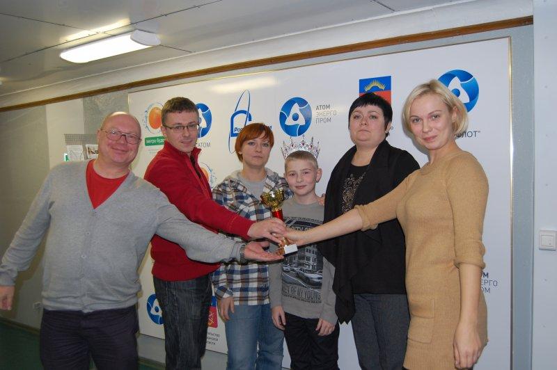 Фото к Победители второго турнира «Ленинских субботников»