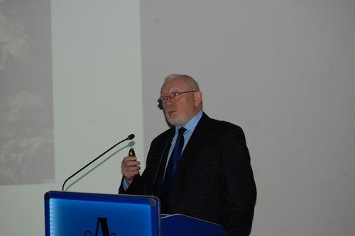 Фото к Ежегодная педагогическая конференция «Экология мирного атома» состоялась в информационном центре по атомной энергии Мурманска