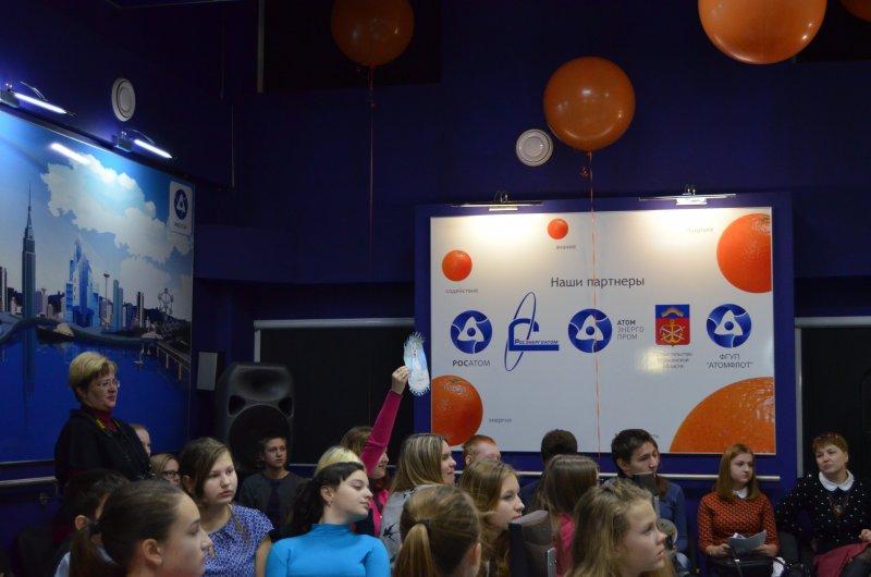 Фото к Состоялся открытый турнир  по интеллектуальным играм посвященный «55-летию Атомфлота»